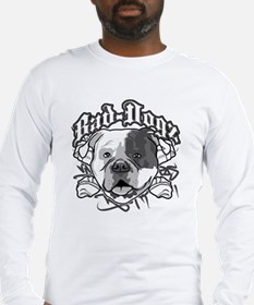 American Bull Dog Long Sleeve T-Shirt