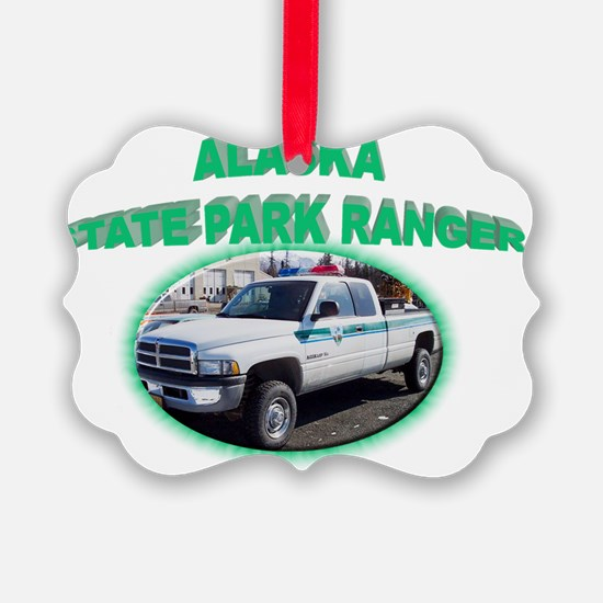 AKRANGERDODGE Ornament