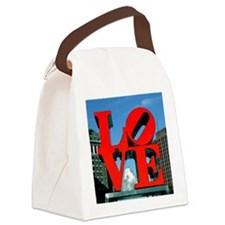 love fresco Canvas Lunch Bag