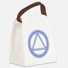 AA36 Canvas Lunch Bag