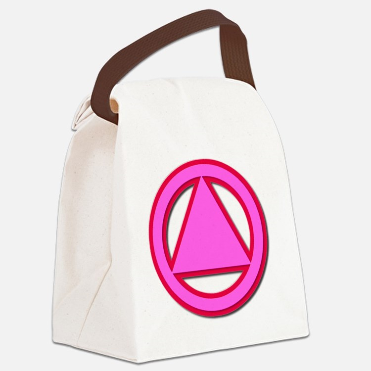AA13 Canvas Lunch Bag
