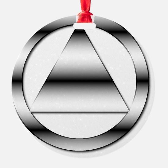 AA43 Round Ornament