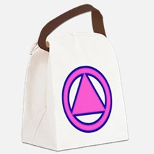 AA8 Canvas Lunch Bag