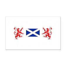 Edinburgh Scotland Rectangle Car Magnet