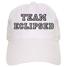 ECLIPSED is my lucky charm Baseball Cap