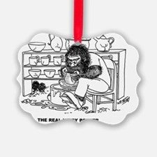 HairyPotter Ornament
