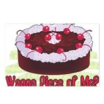 Wanna Piece Of Me? Postcards (Package of 8)