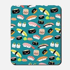 sushiflipflops Mousepad