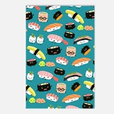 sushiflipflops Postcards (Package of 8)