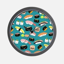 sushiflipflops Wall Clock