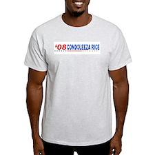 Condoleeza Rice 2008 T-Shirt