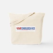 Condoleeza Rice 2008 Tote Bag