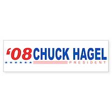 Chuck Hagel 2008 Bumper Bumper Bumper Sticker