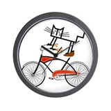 Bicycle Wall Clocks