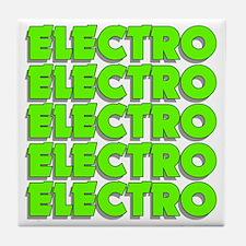 ElectroMad Tile Coaster