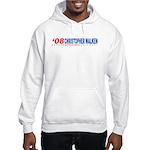 Christopher Walken 2008 Hooded Sweatshirt