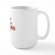 bonobo-overlay-red-2 2000 Mug
