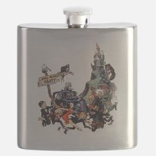 MadMonsterParty Flask