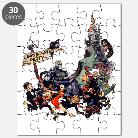 MadMonsterParty Puzzle