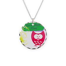 Homeschool Mom Owl Necklace