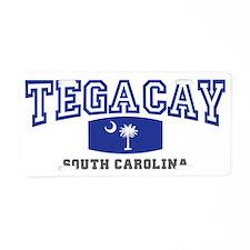 Tega Cay South Carolina Sta Aluminum License Plate