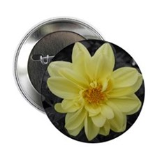 """Flower1 2.25"""" Button"""