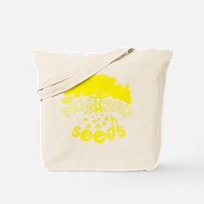 mustardseeds_transparent_yellow.gif Tote Bag