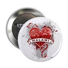 """heart2Malawi1 2.25"""" Button"""