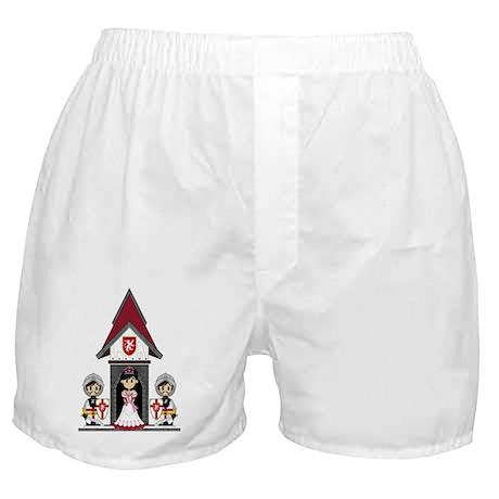 Knight Pad8 Boxer Shorts