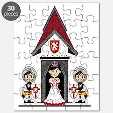 Knight Pad8 Puzzle