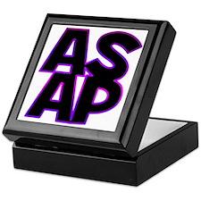 ASAP Keepsake Box