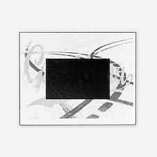 gymkhana for dark Picture Frame