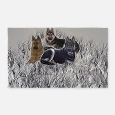 gsd pillowcase2 3'x5' Area Rug