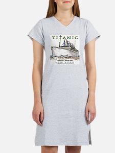 TG8 Neon  White 14x14-4 Women's Nightshirt