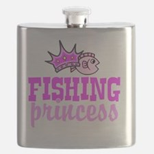 fishing princess Flask