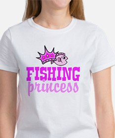 fishing princess Tee