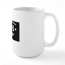 3Logo-911-black-inverse Mug