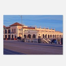 OC music pier for store Postcards (Package of 8)