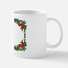 Rose wreath post Mug