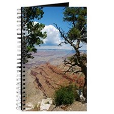 Grand Canyon Through the Trees (V) Journal