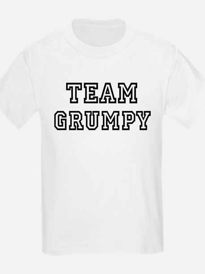 Team GRUMPY Kids T-Shirt