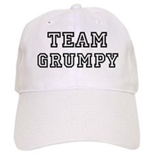 Team GRUMPY Baseball Cap