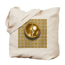 mirror mouse Tote Bag