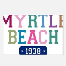 Myrtle Beach 1938 W Postcards (Package of 8)
