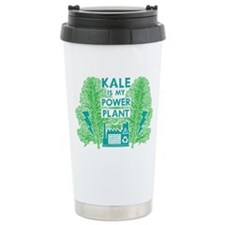 Kale Power Plant 4 Thermos Mug