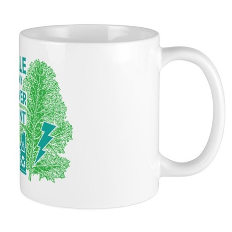 Kale Power Plant 4 Mug