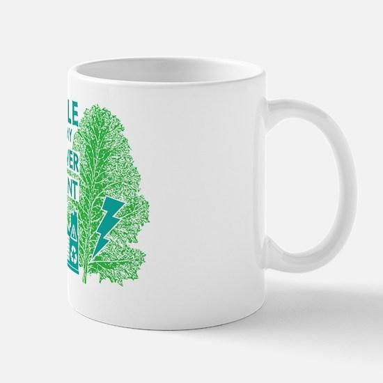 Kale Power Plant 4 Mug