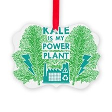 Kale Power Plant 4 Ornament