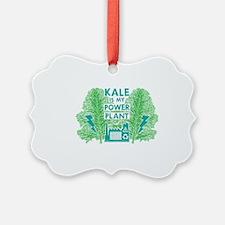 Kale Power Plant 4 Ornament