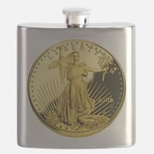 american gold eagle.png Flask